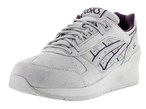 Asics Gel Respector Daim Baskets Light Grey-Light Grey