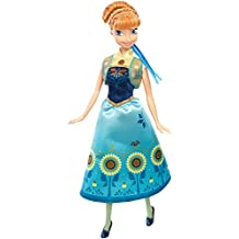 Frozen - Muñeca Anna Fever (Mattel DGF57)
