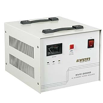 Svc 2000va stabilizzatore di tensione 220v for Stabilizzatore di tensione 220v 3kw prezzi
