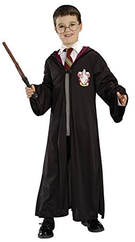 Harry potter h-5378 - kit di travestimento harry potter, 5-8 anni