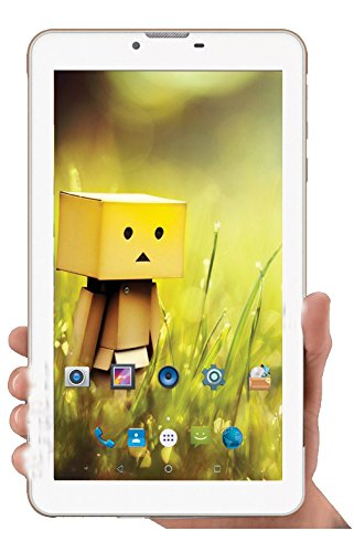 I KALL N4(1+8GB) 4G+WIFI Calling with VOLTE support Tablet- White