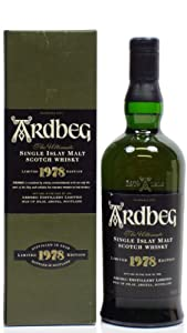 Ardbeg - Limited 1978 Edition - 1978 20 year old Whisky from Ardbeg
