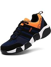 zapatos corrientes de los hombres de las mujeres zapatillas de deporte de montaña ligeros 38-47