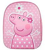 Peppa Pig Backpack Sac à Dos Enfants, 32 cm, 8300 liters,...