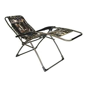 Mac Sports Anti-Gravity Chaise longue Motif camouflage