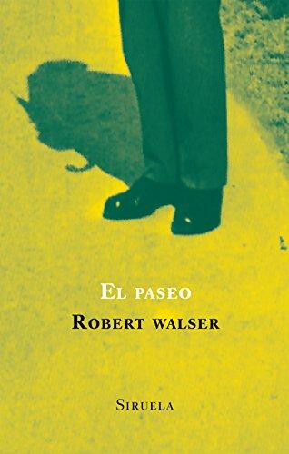 El paseo (Libros del Tiempo nº 86) por Robert Walser