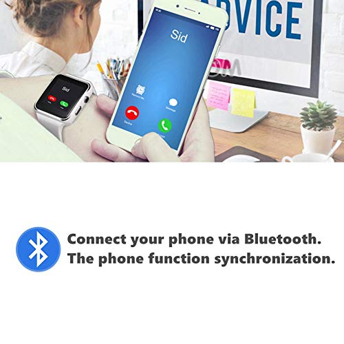 Zoom IMG-2 everyday fashion bluetooth smartwatch canmixs