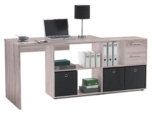 """Eckschreibtisch Winkelkombination Schreibtisch Arbeitstisch Bürotisch """"Yihabo I"""""""
