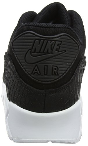 Nike Air Max 90 Premium, Sneaker Uomo Nero (noir / Noir Blanc)