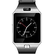 CHEREEKI Smart Watch Reloj Inteligente Bluetooth Smartwatch Teléfono Inteligente Pulsera con Cámara Pantalla Táctil Soporte SIM / TF para Android Samsung HTC LG Huawei Sony Xiaomi BQ