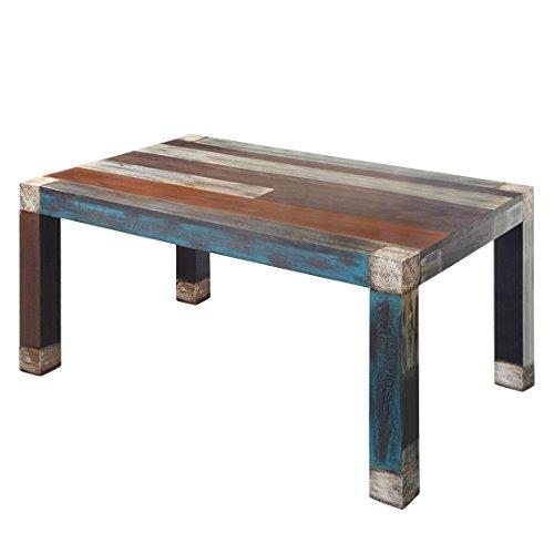 GOA 3515 Esstisch, Holz, 100 x 160 x 77 cm, bunt
