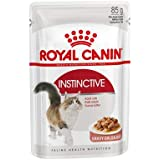 Royal Canin Instinctive Cat Food, 85 g (12 Pack)