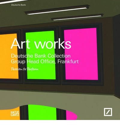 art-works-deutsche-bank-collection-frankfurt-hardback-common