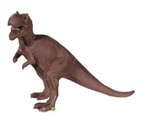 ier - Tyrannosaurus Rex/Triceratops/Parasaurolophus/Stegosaurus (braun) ()