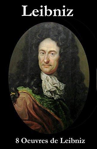 Couverture du livre 8 Oeuvres de Leibniz