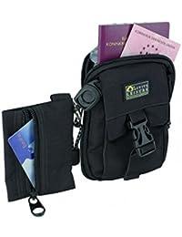 Pochette de voyage pour ceinture, mini sacoche Active Leisure