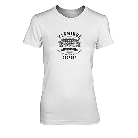Terminus Sanctuary - Damen T-Shirt, Größe: M, Farbe: