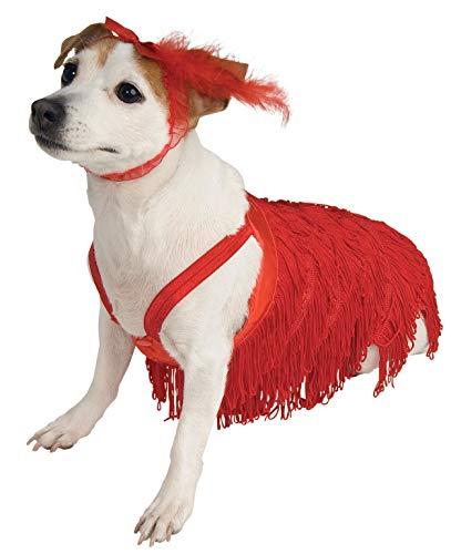 Flapper Kostüm Haustier - Rubie's Flapper