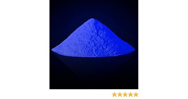 Aqua /Brite Blau sfxc/® Neon Night Glow Leuchtziffern Pigment 50/g/