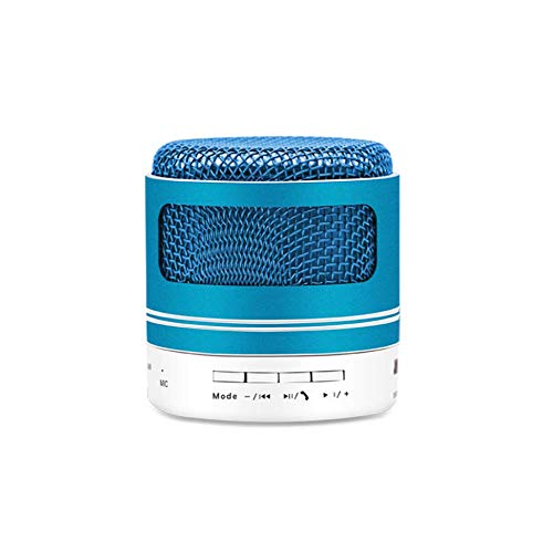 OOFAY LIGHT C8 Scrub Auto Bluetooth Lautsprecher Portable Stereo Musik-Player, Unterstützung USB Und TF Card Port,Blue -