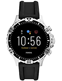 Fossil Gen 5 Garrett Touchscreen Smartwatch with Speaker, Heart Rate, GPS and Smartphone Notifications- FTW4041