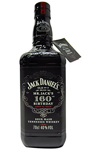 Jack Daniels - Mr Jack's 160th Birthday Limited Edition - Whisky 160 Jack