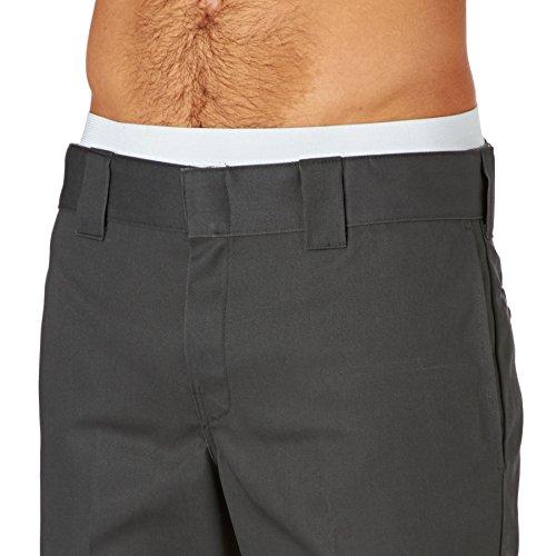 Dickies Slim Stgt Wkshort, Short Homme Grey