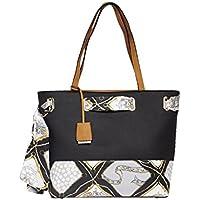 Diana Korr Women's Handbag (Black) (DK132HBLK)