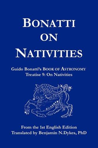Bonatti on Nativities por Guido Bonatti