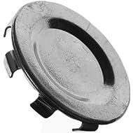 HALEX/SCOTT FETZER 1-Inch Steel Snap In Knockout Seal Blank