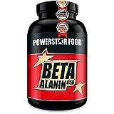 BETA ALANIN CAPS - 300 Kapseln - HOCHDOSIERT - Reines Beta-Alanine in Arzneibuchqualität für mehr Kraft, Muskelausdauer & geringere Übersäuerung - Mit Vitaminen - Made in Germany