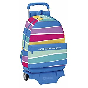 41rV2%2BZbRNL. SS300  - Safta Safta Sf-611735-160 Mochila Infantil, 42 cm, Multicolor