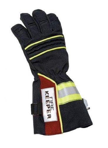 feuerwehrhandschuhe seiz ASKÖ Köninger - FIRE KEEPER rot/schwarz - Feuerwehr Brandschutz Handschuhe - Feuerwehr - Brandschutz- Handschuhe (8) MIH Medical