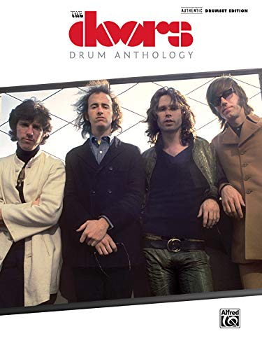 The Doors: Drum Anthology - Authentic Drumset Edition