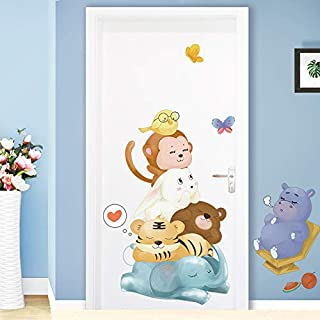 Wall Sticker Stacking ARBO Living Room Bedroom Children's Room Kindergarten Cartoon Anime Vinyl Home Decor Art