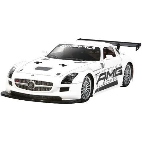 Tamiya Mercedes-Benz SLS AMG GT3 - Radio-Controlled (RC) land vehicles (Cochecito de juguete)