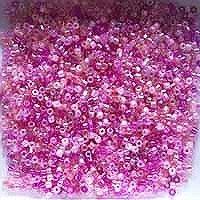 Random Mix Project Pot Miyuki Glass Delica Beads 7g 11/0 DBPROJECTPOT