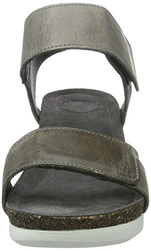 cashott - A15045, Sandali Donna Grau (Grey West 131)