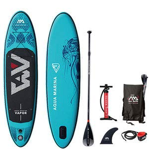 PACK SUP GONFLABLE AQUA MARINA VAPOR TAILLE 9.10 EDITION 2019