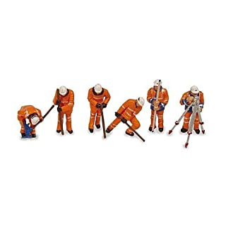 OO Scale Permanent way workers