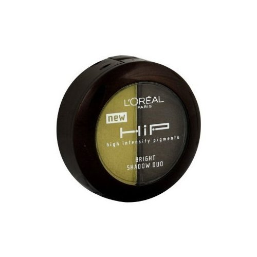 L'Oreal Paris HIP High Intensity Pigments Bright Shadow Duo Riotous (2-Pack) (Lidschatten) - Loreal Hip High Intensity Pigments