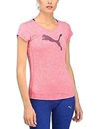 b9b22664ac9e Puma Women s Plain Slim Fit T-Shirt
