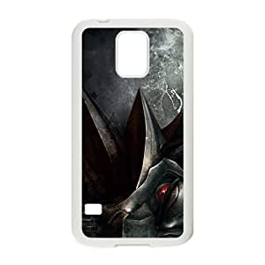 Personalized Customization Game of Thrones White Phone Case For Samsung Galaxy S5