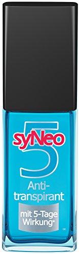 syNeo 5 Anti-Transpirant MAN Pumpspray für Männer, Deo-Spray gegen starkes Schwitzen für Herren, 1er Pack (1 x 30 ml) (Nicht-deo-antitranspirant)