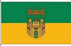 Königsbanner Kleinflagge Recklinghausen - 40 x 60cm - Flagge und Fahne