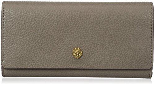 Anne Klein New York Anne Klein Accordian Medium Wallet, Medium Grey, One Size