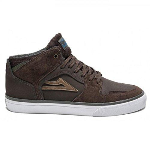 Lakai Skateboard Schuhe Telford AW Coffee Suede - Sneakers Sneaker, Schuhgrösse:41, Farbe:Coffee Suede (Lakai Skateboard Schuhe)