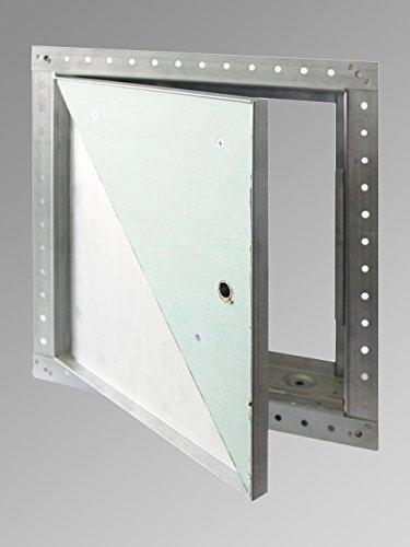 Acudor Puerta de Acceso empotrable (18 x 18 cm, abalorio para Paredes...