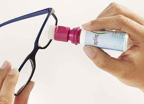 apliq Brillenreiniger und Smartphone Reiniger für Smartphone Displays und Tablets NEU - Sparpreis 2 Stück