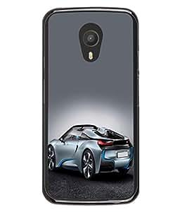 PrintVisa Designer Back Case Cover for Meizu M1 Note :: Meizu Note 1 (Wow Design Of Beautiful Car)